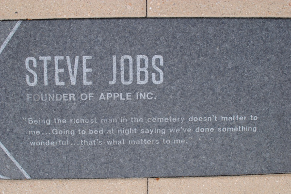 乔布斯的励志人生 Steve Jobs' Inspiring Lifetime